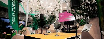 Ledzep Group Väikerent, väikese ürituse tehniline teenindamine, heli- ja ekraanilahendused, ürituse tehniline partner