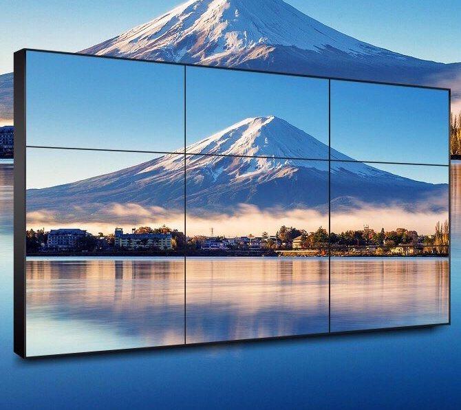 Videoseinad - LCD ekraanid - Ledzep Group