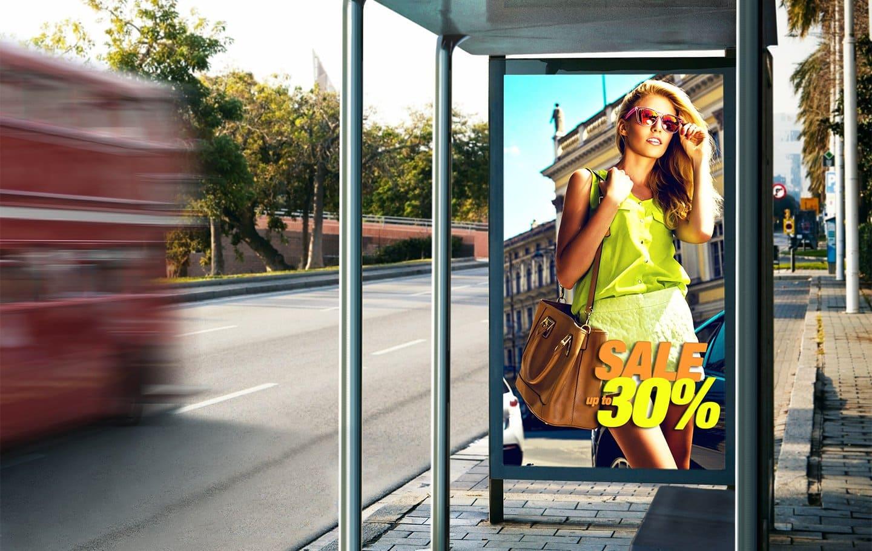 Vaateakendele ekraanid - LCD ekraanid - Ledzep Group