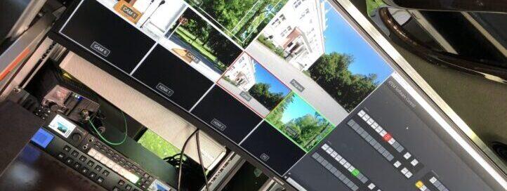 Ledzep Group ülekandejaam. Otseülekanded, teleülekanded, veebiülekanded, ülekanded ekraanidele