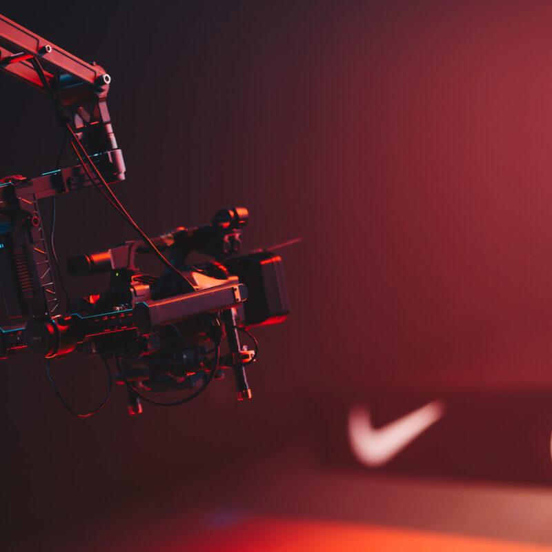 Nike x MyFitness virtuaalne treeningpäev, Ledzep Group, Ledzep Studio, otseülekanne, stuudiosalvestus, LED ekraanid, virtuaalüritus